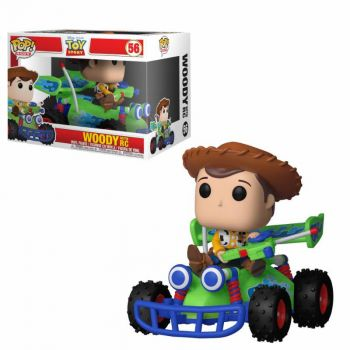 Toy Story  POP! Rides Vinyl figurine Woody & RC 15 cm