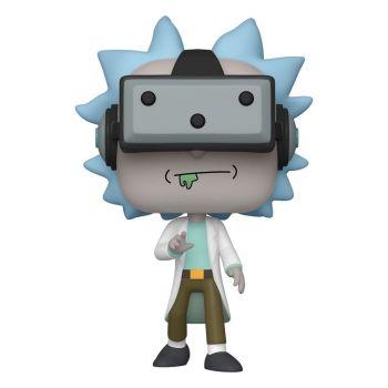 Rick & Morty POP! Animation Vinyl figurine Gamer Rick 9 cm