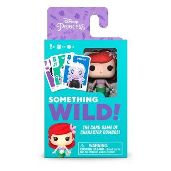 La Petite Sirène carton de 4 jeux de cartes Something Wild! *ANGLAIS*