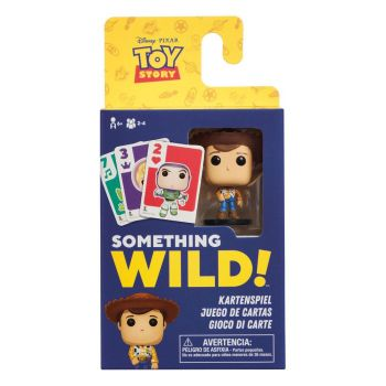 Toy Story carton de 4 jeux de cartes Something Wild! *DE/ES/IT*