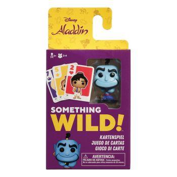Aladdin carton de 4 jeux de cartes Something Wild! *DE/ES/IT*