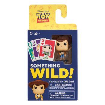 Toy Story carton de 4 jeux de cartes Something Wild! *FRANÇAIS / ANGLAIS*