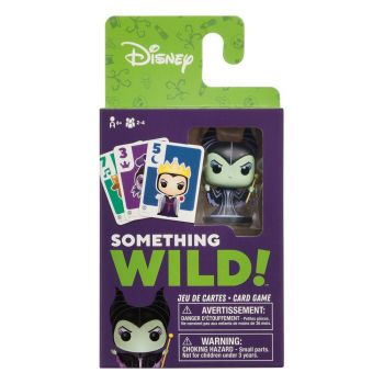 Disney Villains carton de 4 jeux de cartes Something Wild! *FRANÇAIS / ANGLAIS*
