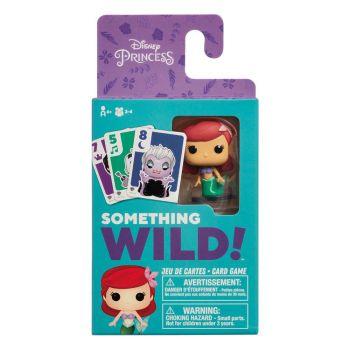La Petite Sirène carton de 4 jeux de cartes Something Wild! *FRANÇAIS / ANGLAIS*