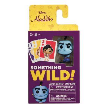 Aladdin carton de 4 jeux de cartes Something Wild! *FRANÇAIS / ANGLAIS*