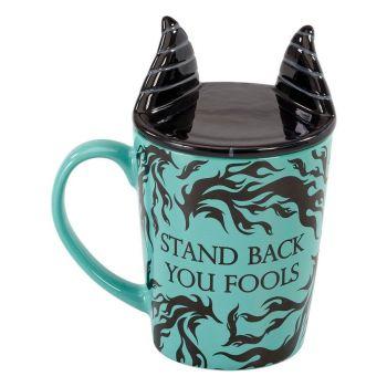 Disney Villains mug avec sous-verre Maleficent