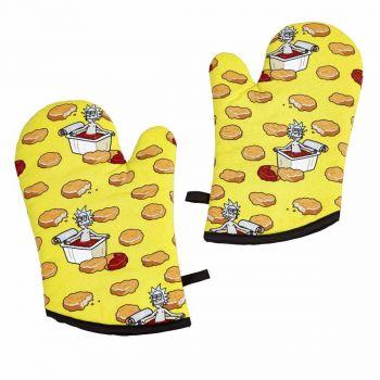 Rick & Morty gants Szechuan Sauce