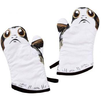 Star Wars Episode VIII gants Porgs