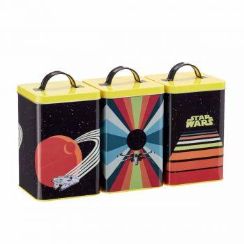 Star Wars boîtes de rangement Retro Vehicles