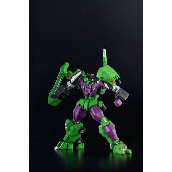 Transformers figurine Furai Model Plastic Model Kit Devastator 18 cm --- EMBALLAGE ENDOMMAGE
