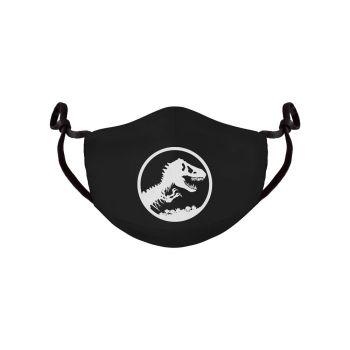 Jurassic Park Masque en tissu Logo