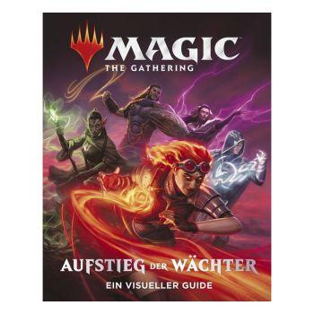 Magic the Gathering livre Aufstieg der Wächter - Ein visueller Guide *ALLEMAND*