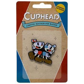 Cuphead pin's Limited Edition