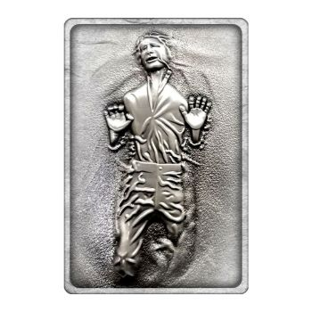Star Wars Lingot Iconic Scene Collection Han Solo Limited Edition