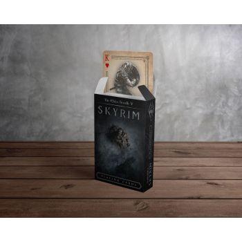 Elder Scrolls V Skyrim jeu de cartes à jouer