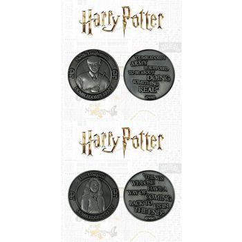 Harry Potter pack 2 pièces de collection Dumbledore's Army: Neville & Luna Limited Edition