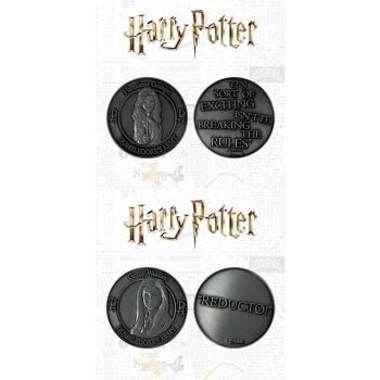 Harry Potter pack 2 pièces de collection Dumbledore's Army: Hermione & Ginny Limited Edition