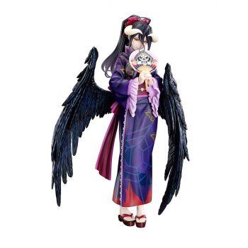 Overlord statuette PVC 1/8 Albedo Yukata Version 23 cm