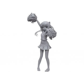 Is the Order a Rabbit? Season 3 statuette PVC Chiya Cheerleader Ver. 18 cm