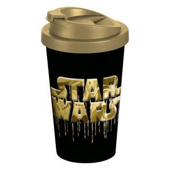 Star Wars mugs de voyage Logo (carton de 6)