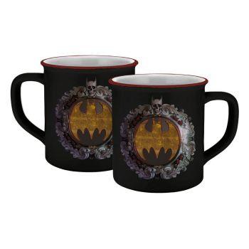 Batman mug Blason