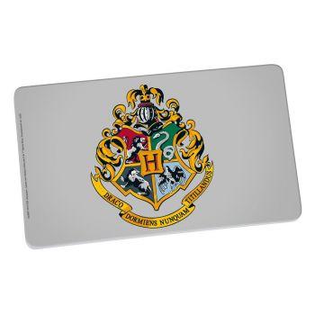 Harry Potter planche à découper Poudlard Blason