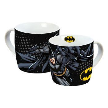 Batman mug Pose