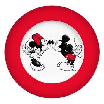Disney plaque Mickey Kiss Sketch