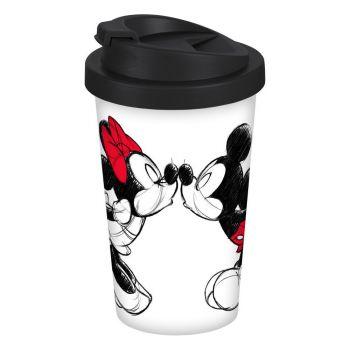 Disney mug de voyage Mickey Kiss Sketch