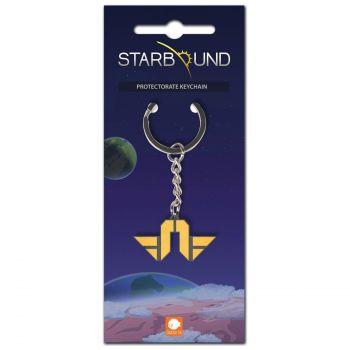 Starbound porte-clés métal Terrene Protectorate