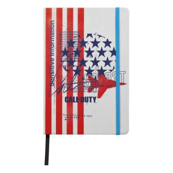 Call of Duty: Black Ops Cold War cahier A5 Top American Soldier