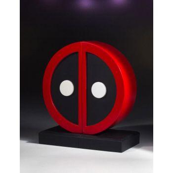 Marvel Comics serre-livres Deadpool Logo 16 cm