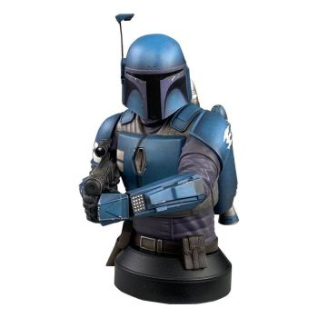 Star Wars The Mandalorian buste 1/6 Death Watch Previews Exclusive 18 cm