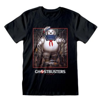 S.O.S Fantômes T-Shirt Stay Puft Square