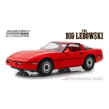 The Big Lebowski 1985 Chevrolet Corvette C4 1/18 métal