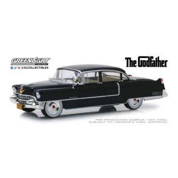Le Parrain 1955 Cadillac Fleetwood Series 60 1/24 métal