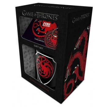 Le Trône de fer coffret cadeau Targaryen