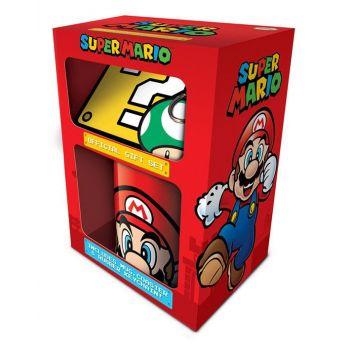 Super Mario coffret cadeau Mario