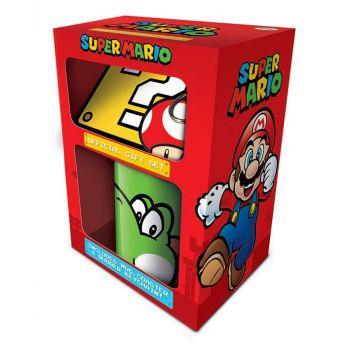 Super Mario coffret cadeau Yoshi