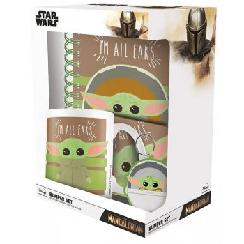 Star Wars The Mandalorian set papeterie Premium I'm All Ears