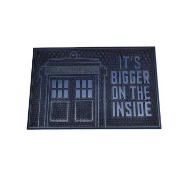 Doctor Who paillasson Tardis 40 x 60 cm