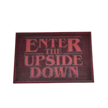 Stranger Things paillasson Upside Down 40 x 60 cm