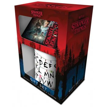 Stranger Things coffret cadeau Iconic