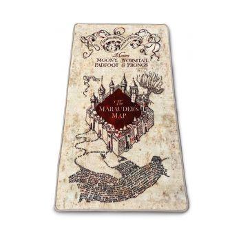 Harry Potter tapis Marauders Map 76 x 133 cm