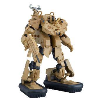 OBSOLETE figurine Plastic Model Kit Moderoid 1/35 USMC EXOFRAME Reconnaissance Equipment 9 cm