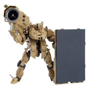 OBSOLETE figurine Plastic Model Kit Moderoid 1/35 USMC EXOFRAME Anti-Artillery Laser System 9 cm