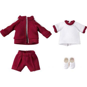 Original Character accessoires pour figurines Nendoroid Doll Outfit Set (Gym Clothes - Red)