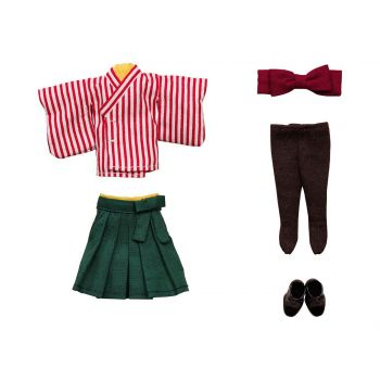 Original Character accessoires pour figurines Nendoroid Doll Outfit Set (Hakama - Girl)