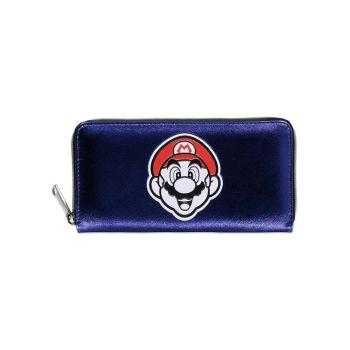 Nintendo porte-monnaie Zip Around Mario Badge