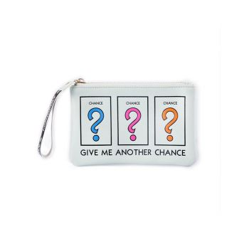 Monopoly Porte-monnaie / trousse de toilette Give Me Another Chance